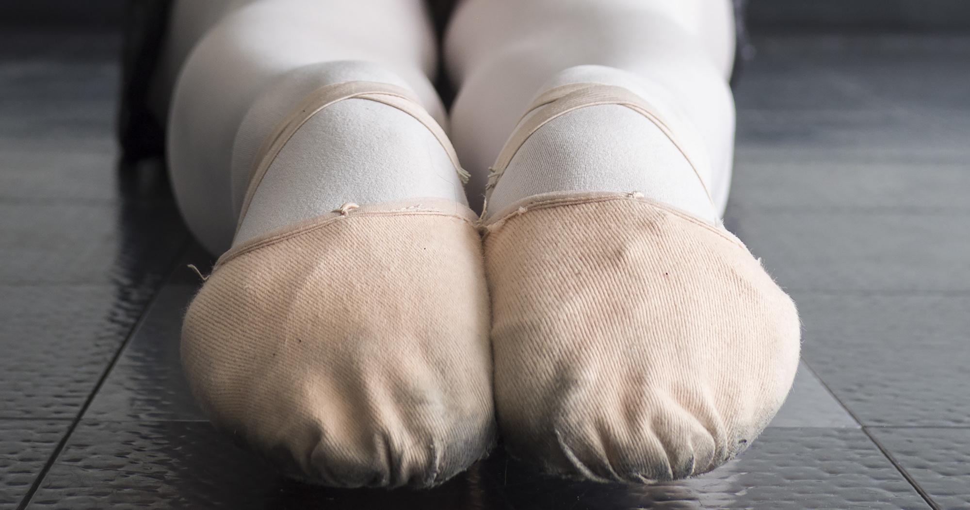 Ballet Slipper Bondage