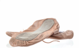 full sole vs split sole ballet shoe differences