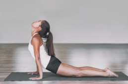 improve back flexibility for ballet with a cobra pose